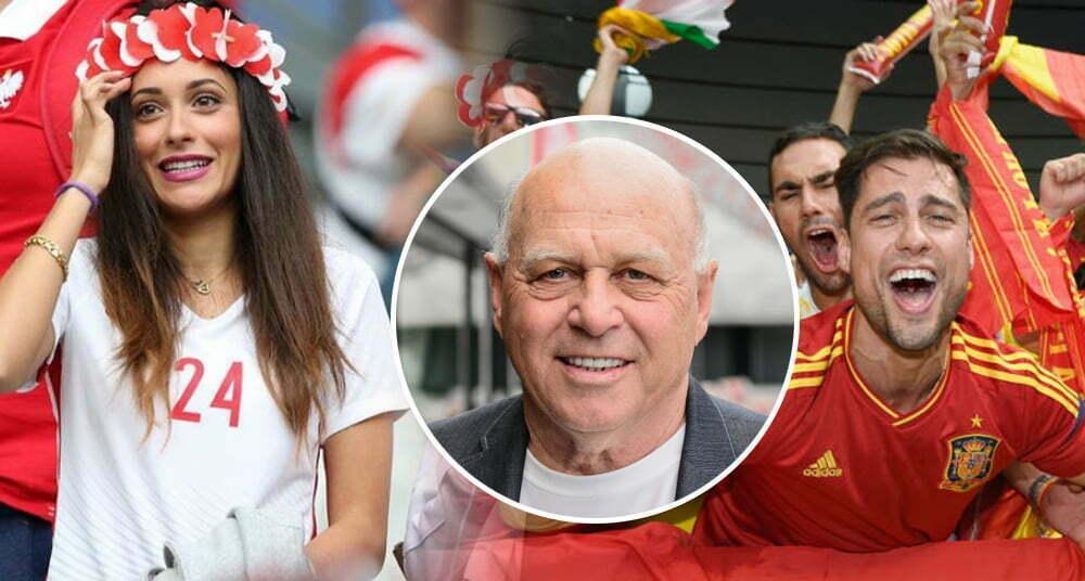 Grzegorz Lato o meczu z Hiszpanią Euro 2020 2021