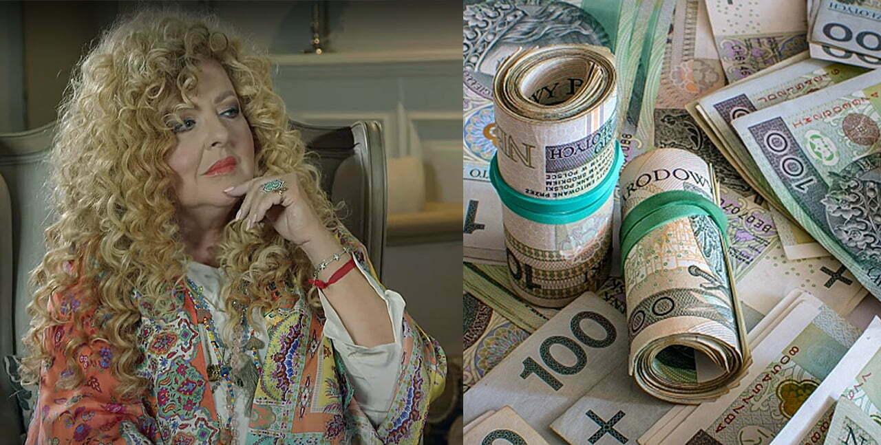 Magda Gessler długi pieniądze